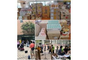 [서비스운영] 7월4주간 대체급식물품 배부